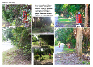 2015 Neighborhood Award Application_Dana Shores_Best Environmental Project (Under 400)_Page_2